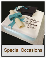 View our Special Occasions Cakes