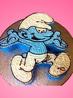 Smurf Novelty