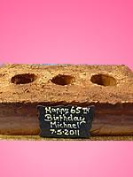 Brick Cake