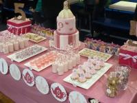 Princess Themed Sweet Buffet