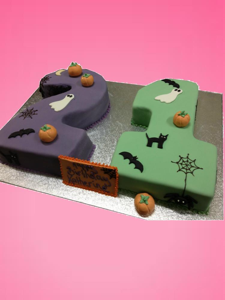 Birthdays And 21st Floriana Cakes