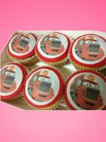 Cars Novelty Cupcakes